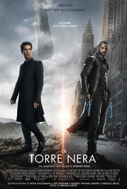 La Torre Nera - Recensione Blu Ray