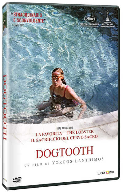 Cover dvd Dogtooth
