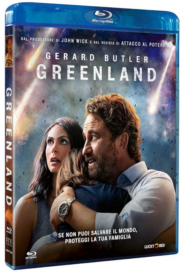 Cover Blu Ray Greenland