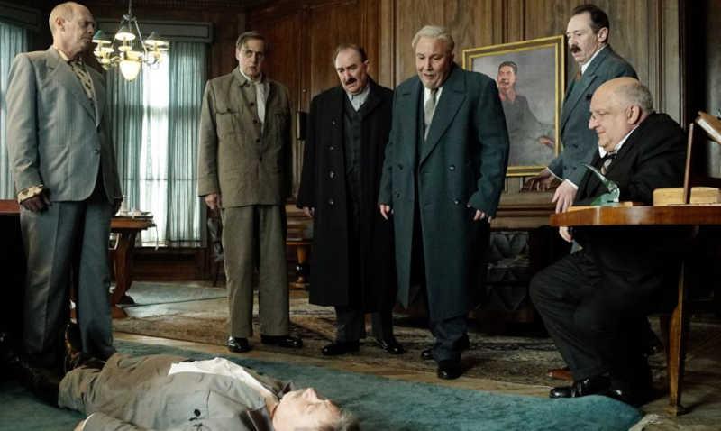 Morto Stalin se ne fa un altro, cast.