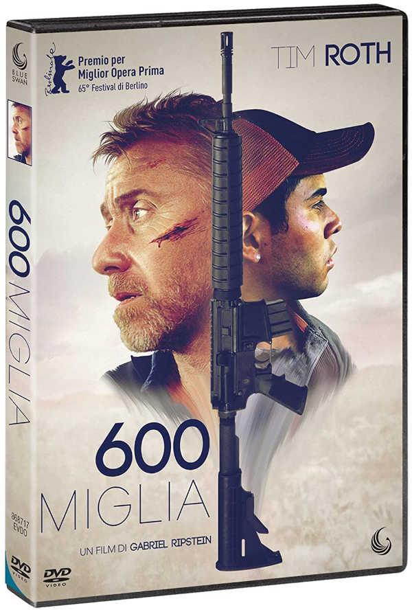Cover dvd 600 miglia