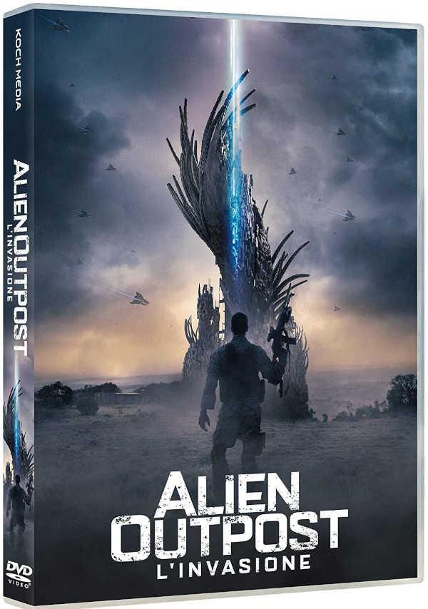 "Recensione dvd ""Alien Outpost"", di Jabbar Raisani"