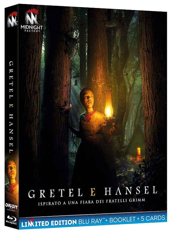 """Recensione Blu Ray """"Gretel e Hansel """", di Oz Perkins"""