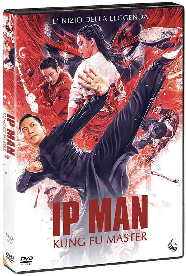 Cover dvd Ip Man - Kung Fu Master