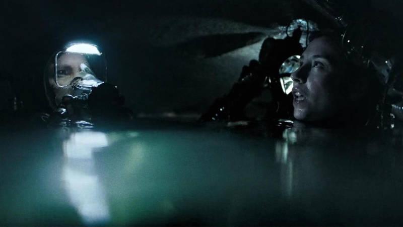 """Recensione film """"Breaking Surface – Trattieni il respiro"""""""