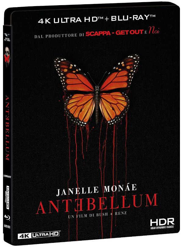 """Recensione Blu Ray 4K """"Antebellum"""", di Gerard Bush"""