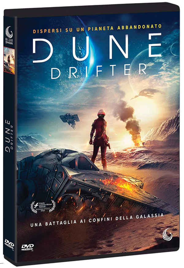 "Recensione dvd ""Dune Drifter"", di Marc Price"