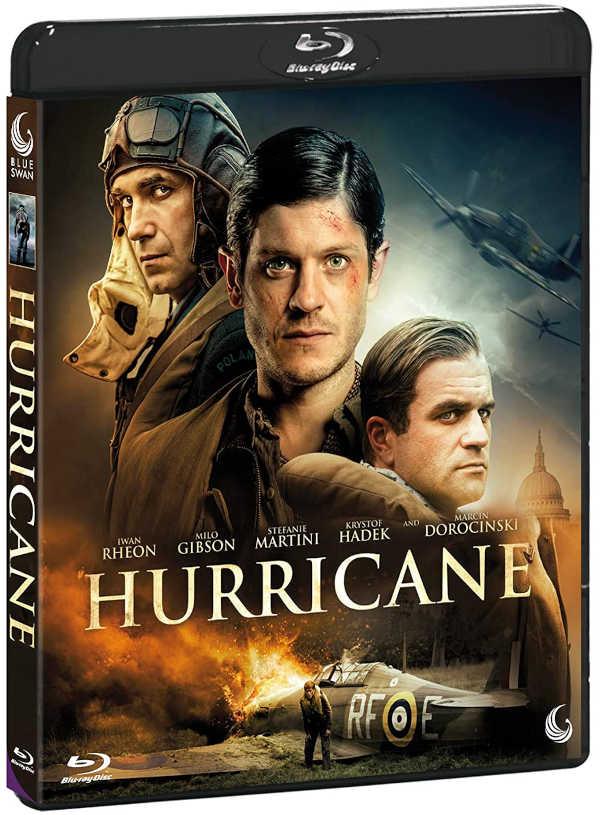 "Recensione Blu-Ray ""Hurricane"", di Dadiv Blair"