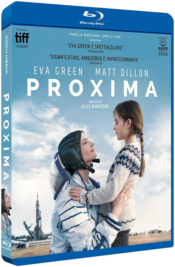 """Recensione Blu-Ray """"Proxima"""", di Alice Winocour"""