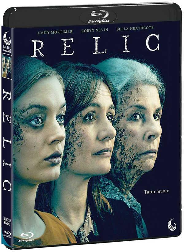 "Recensione Blu Ray ""Relic"", di Natalie Erika James"