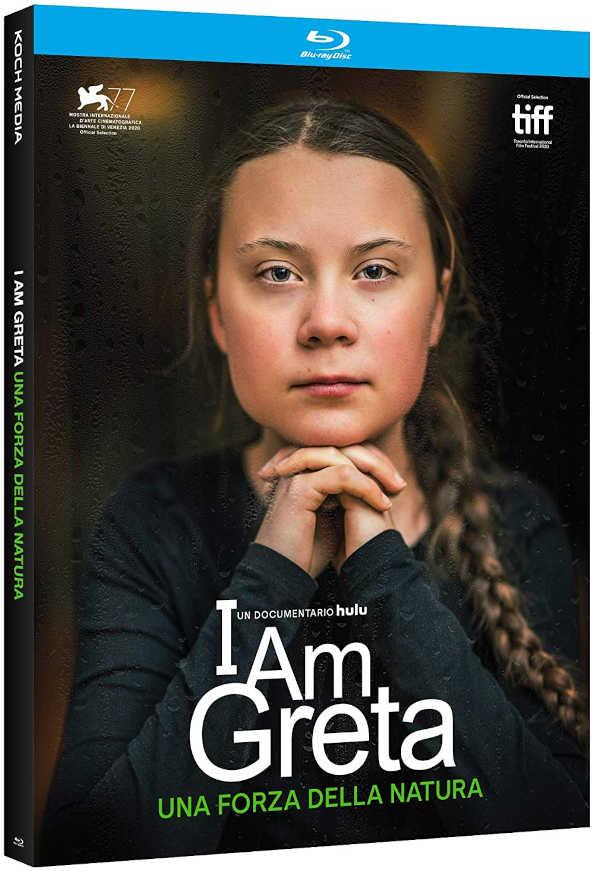 """Recensione Blu Ray """"I Am Greta"""", di Nathan Grossman"""