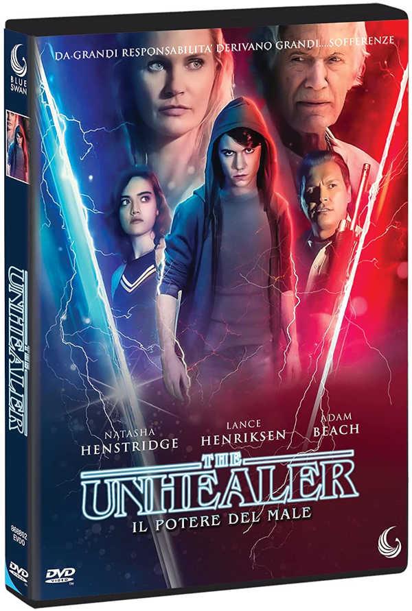 """Recensione DVD """" The Unhealer - Il potere del male""""."""