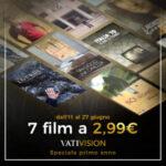 VatiVision festeggia il suo primo anniversario in modo speciale