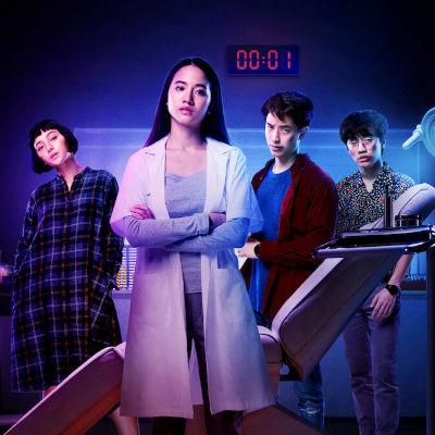 Deep, trailer del film Netflix thailandese di fantascienza