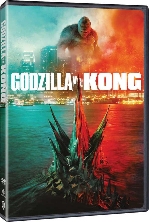 Godzilla vs. Kong, recensione del DVD del film
