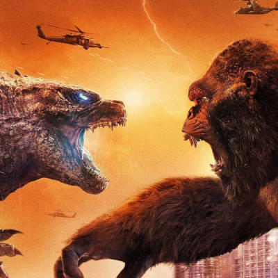 Godzilla vs. Kong recensione DVD