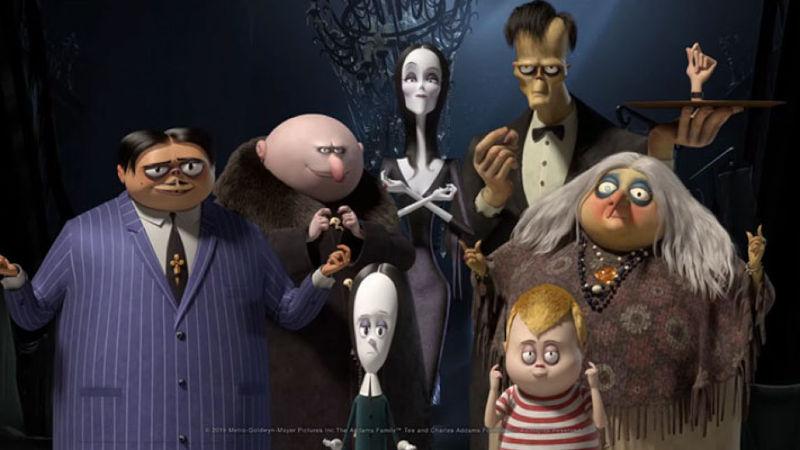 La Famiglia Addams 2, Trailer Italiano ufficiale.