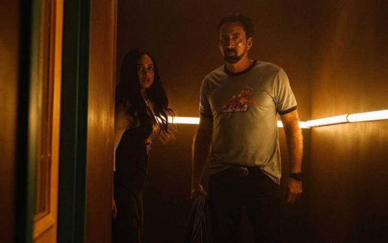 Willy's Wonderland, trailer italiano dell'horror con Nicolas Cage.