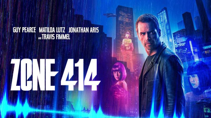 Poster film Zone 414.
