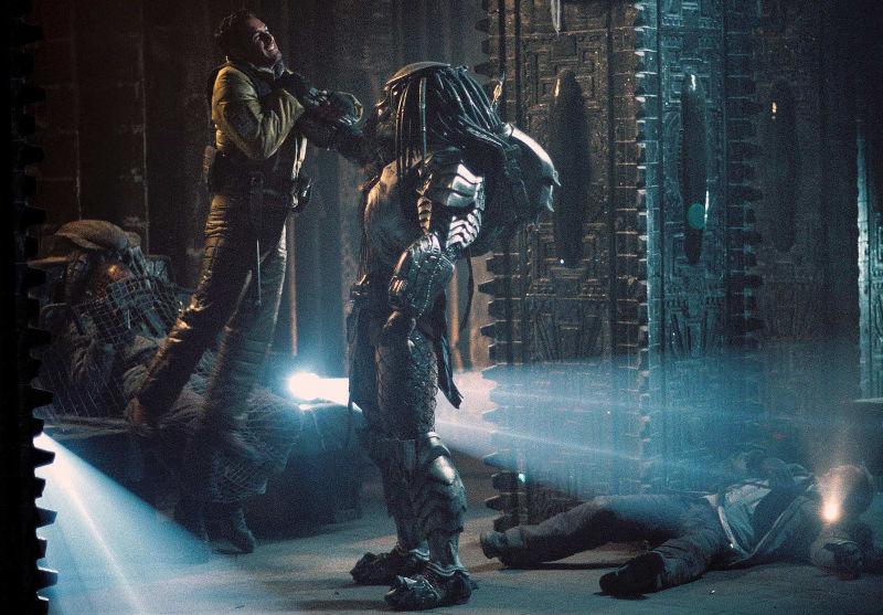 Alien vs Predators, recensione del film di Paul W.S. Anderson.