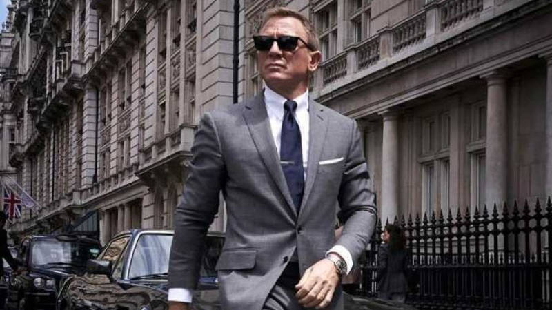 007 No Time To Die, trailer finale italiano.